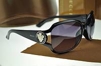 Солнцезащитные очки GUCCI 3043 (черная оправа)