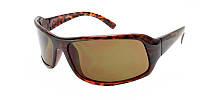 Мужские очки солнцезащитные polaroid с стеклом хаки