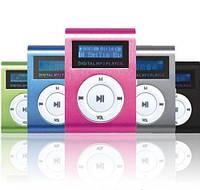 MP3 + FM плеер с экраном
