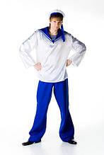 Моряк мужской карнавальный костюм / BL - ВМ37