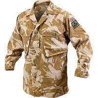 Китель армии Британии, камуфляж DDPM песочка