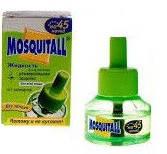 Жидкость  от комаров Москитол  45 ночей