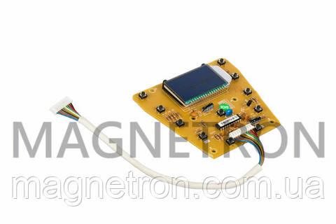 Плата индикации и управления для мультиварок Gorenje MCB6BA 438278