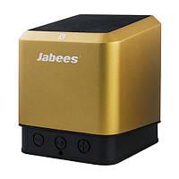 Jabees Qubic TWS беспроводной bluetooth динамик с NFC