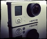 Экшн-камеры GoPro Hero 3