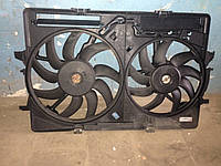 Вентилятор диффузор  Audi A4 B8 8K0