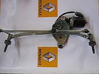 Моторчик стеклоочистителя Renault Trafic / Vivaro 01> (VALEO)