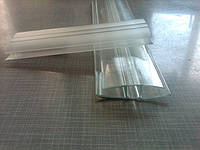 Н-образный поликарбонатный профиль 8 мм