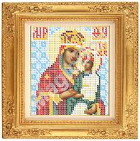 Схема вышивки бисером «Пресвятая Богородица Споручница грешных» ВШ,140х150,Габардин,Арт.М-11 /05-8
