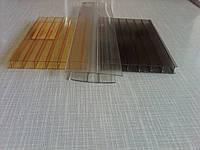 Н-образный поликарбонатный профиль 16 мм