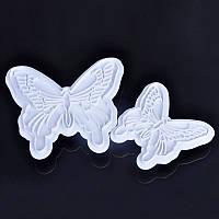 Вырубка для мастики Бабочки