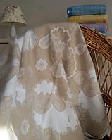 Детское одеяло байковое Овечки 100х140