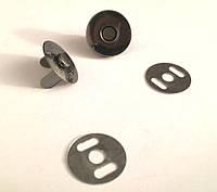 Магнит кнопка для сумки 16 мм