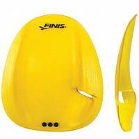 Лопатки для плавания в бассейне и на море Finis Agility Paddle