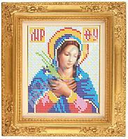 Схема для вышивки бисером «Пресвятая Богородица Умягчение злых сердец» ВШ,140х150,Габардин,Арт.М-13 /05-8