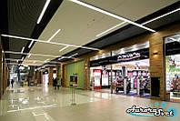 Освещение торгового центра. LED освещение. Светодиодное освещение зданий и сооружений., фото 1