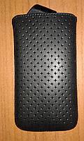 Чехол-карман Nokia E72 вытяжной футляр с лентой