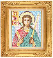 Схема для вышивания бисером «Святой Ангел Хранитель» ВШ,140х150,Габардин,Арт.М-14 /05-8