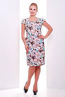 Женское платье из поплина IRIS