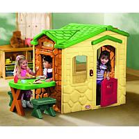 Игровой домик - ПИКНИК с дверным звонком и аксессуарами Little tikes 170621