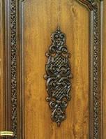 Двери входные 3D с лепниной