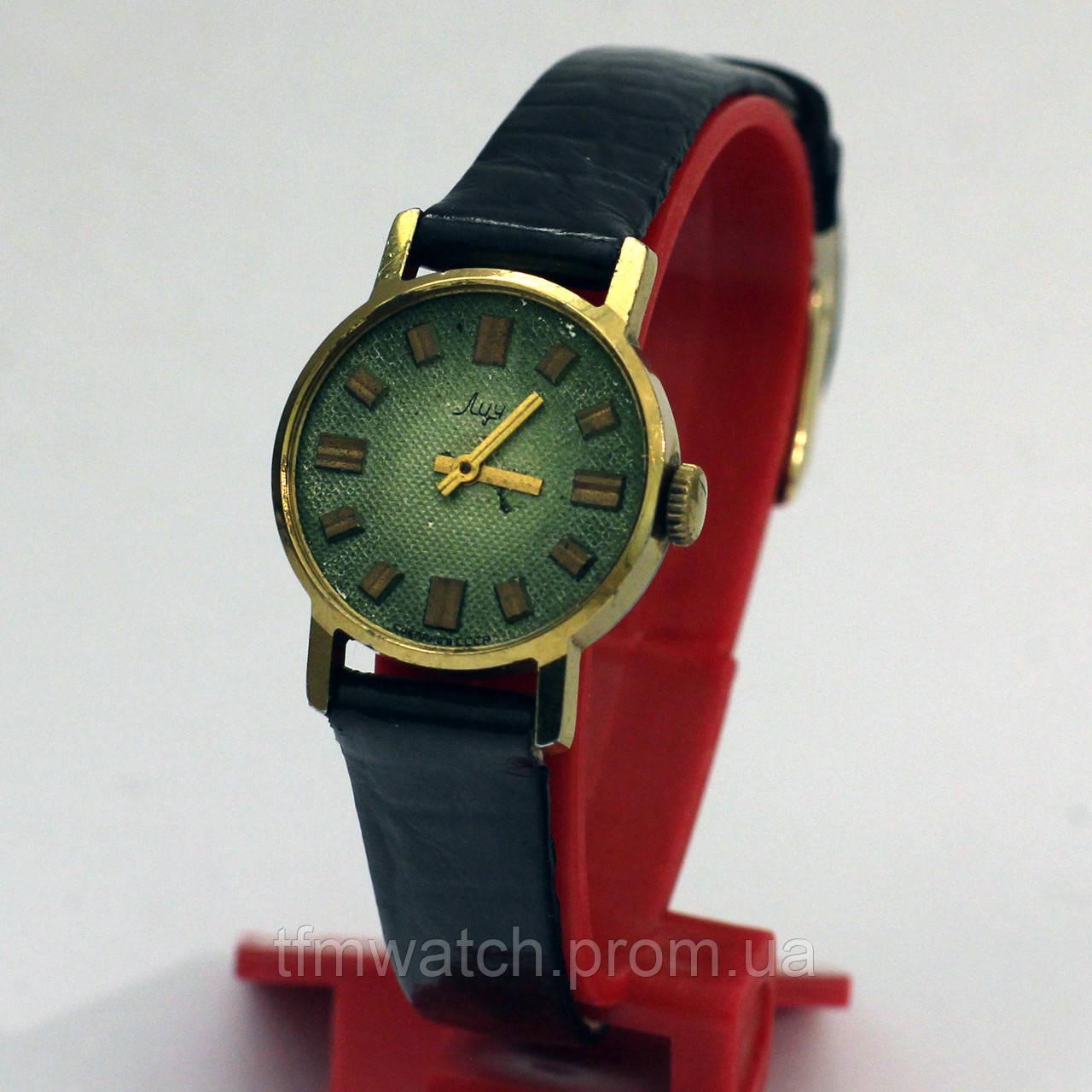 Советские часы Луч