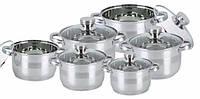 Набор посуды 12пр Bohmann BH-1275 N