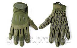 Тактические перчатки летние L XL