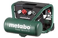 Компресор Metabo Power 180-5 W OF (1,1кВт; 8бар; 160л/хв) /601531000