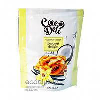 Чипсы кокосовые со вкусом ванили ТМ Coco Deli 30г