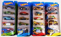 Набор автомобилей Hot Wheels (4 вида)