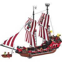 Конструктор Пиратский корабль 953 детали Jubilux J5694A