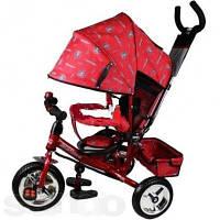 Велосипед Profi Trike, красный M 0448-5