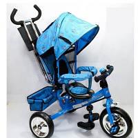 Велосипед Profi Trike, голубой M 0448-1