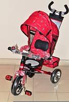Велосипед Profi Trike M 0448-5 красный