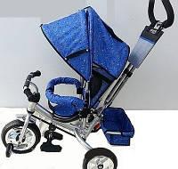 Велосипед Profi Trike M 0448-6 синий