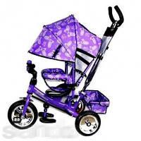 Велосипед Profi Trike M 0448-8 фиолетовый
