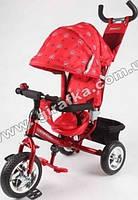 Велосипед детский Lexus Azimut Trike BC17B-AIR красный НАДУВНЫЕ КОЛЕСА