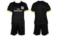 Форма футбольная детская Milan