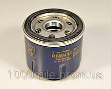 Фильтр масла 1.2 на Renault Kangoo + Nissan Kubistar 98->08 — RENAULT (Оригинал) - 7700112686