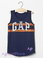 Gap Майка темно-синяя GAP