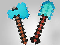 Топор лопата Minecraft