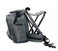Стул-рюкзак BACK PACK SALMO с карманами на молнии H-2066