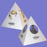 Упаковка картонная нестандартных конструкций