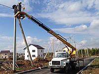 Оренда автовишки від 18 до 28 метрів у Києві, фото 1