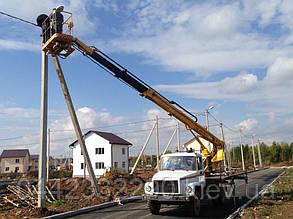 Оренда автовишки від 18 до 28 метрів у Києві