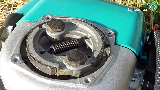 Четыехтактная мотокоса Sadko GTR-358 4T