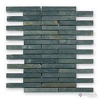 Baerwolf мозаика Baerwolf Natural Stone CM-7115 (12х1,4) 24,5x30,5