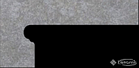 Gres de Aragon цоколь двухэлементный Gres de Aragon Mytho 20x39 acero