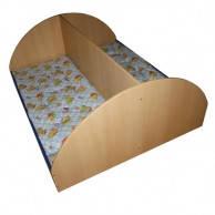 Кровать детская 2-х спальная 1400-600